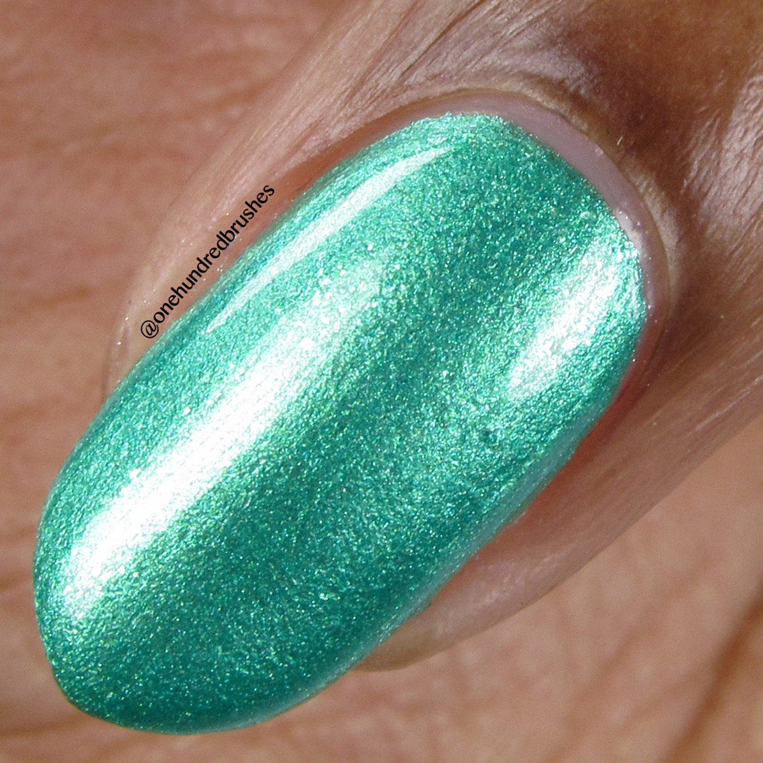 Venus Fly Trap - macro - Vapid Lacquer - April 2018 - Spring release - yellow - green - chartreuse - shimmer
