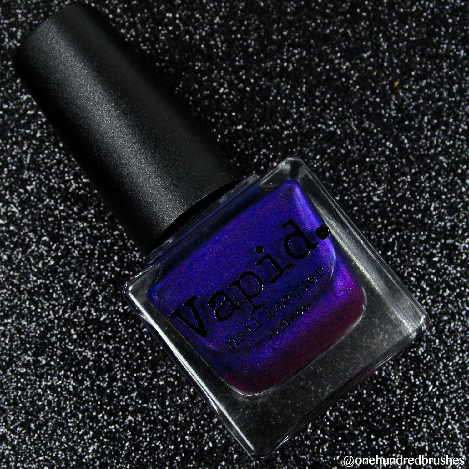 Concord - bottle - Vapid Lacquer - April 2018 - Spring release - purple - pink shimmer