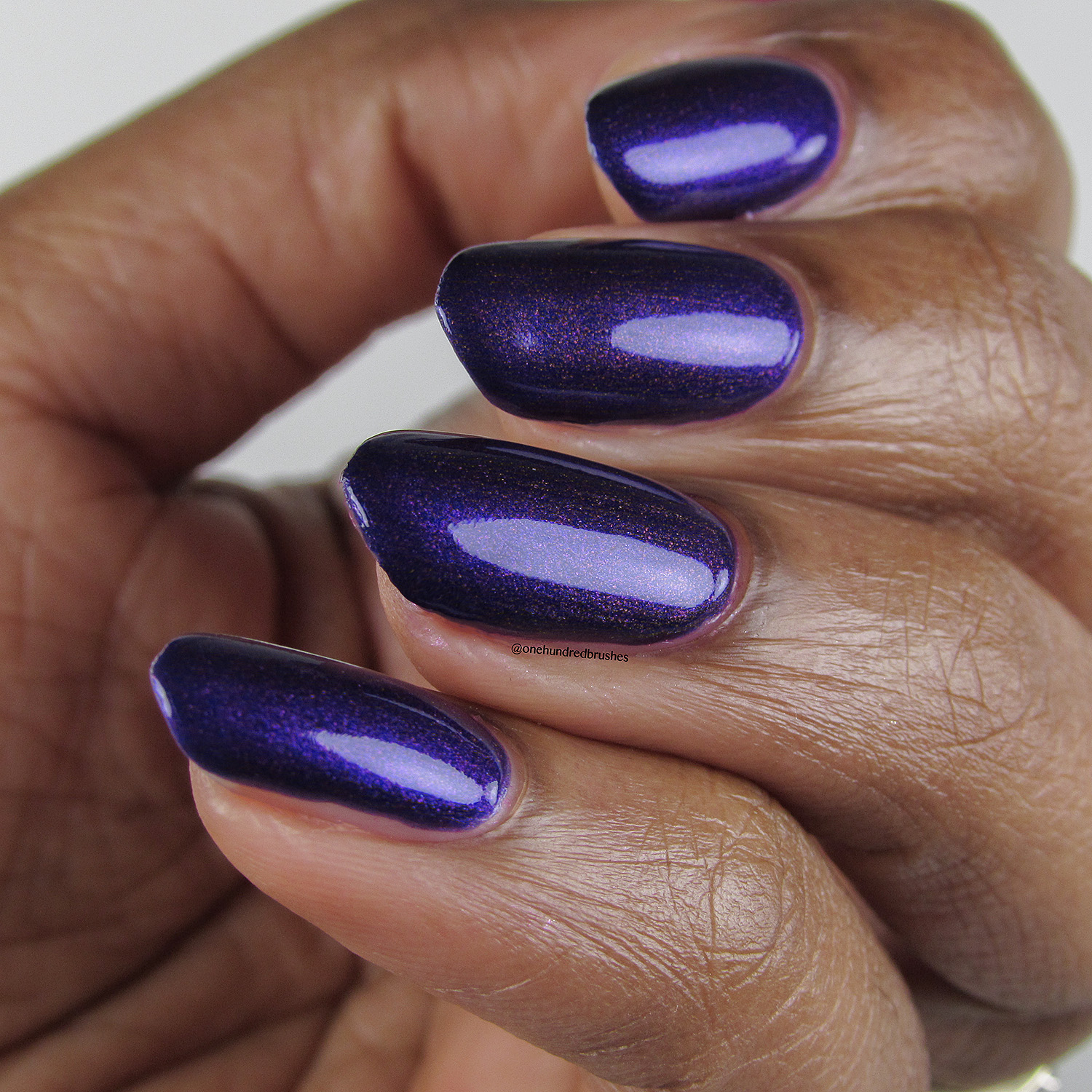 Concord - angle - Vapid Lacquer - April 2018 - Spring release - purple - pink shimmer