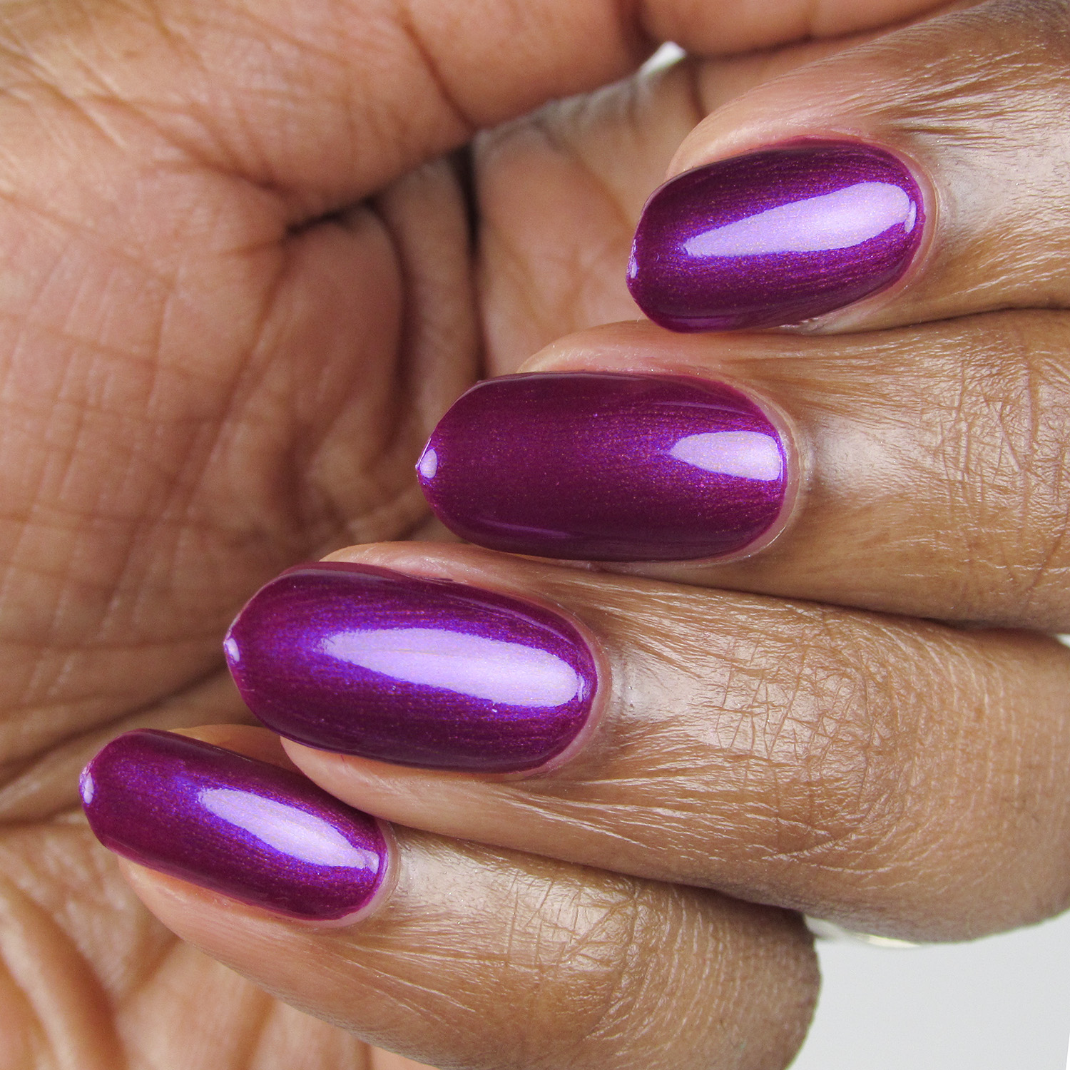 Conquest - angle - Vapid Lacquer - April 2018 - Spring release - purple - magenta shimmer