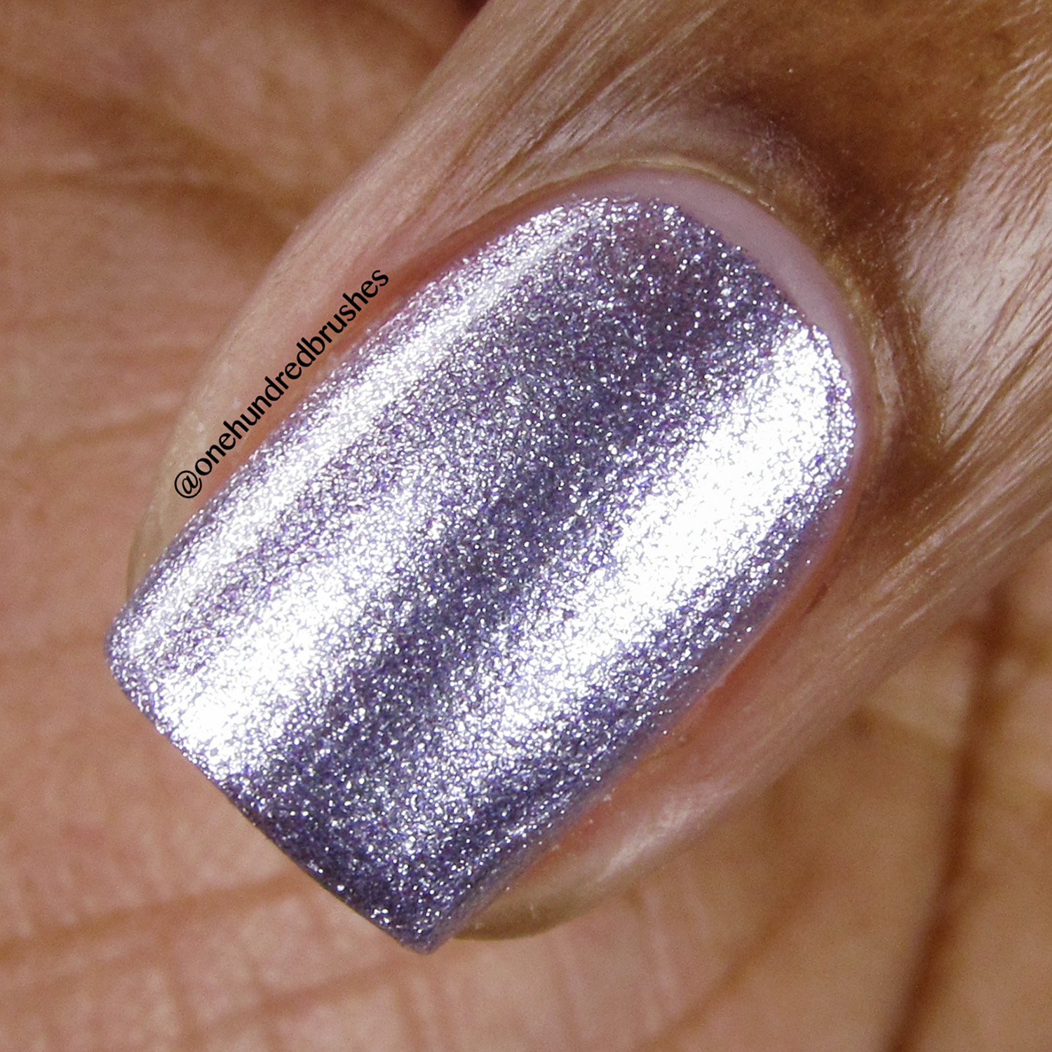 Lilac Mirror - macro - Indie Patty Lopes - psyches beau - mirror collection
