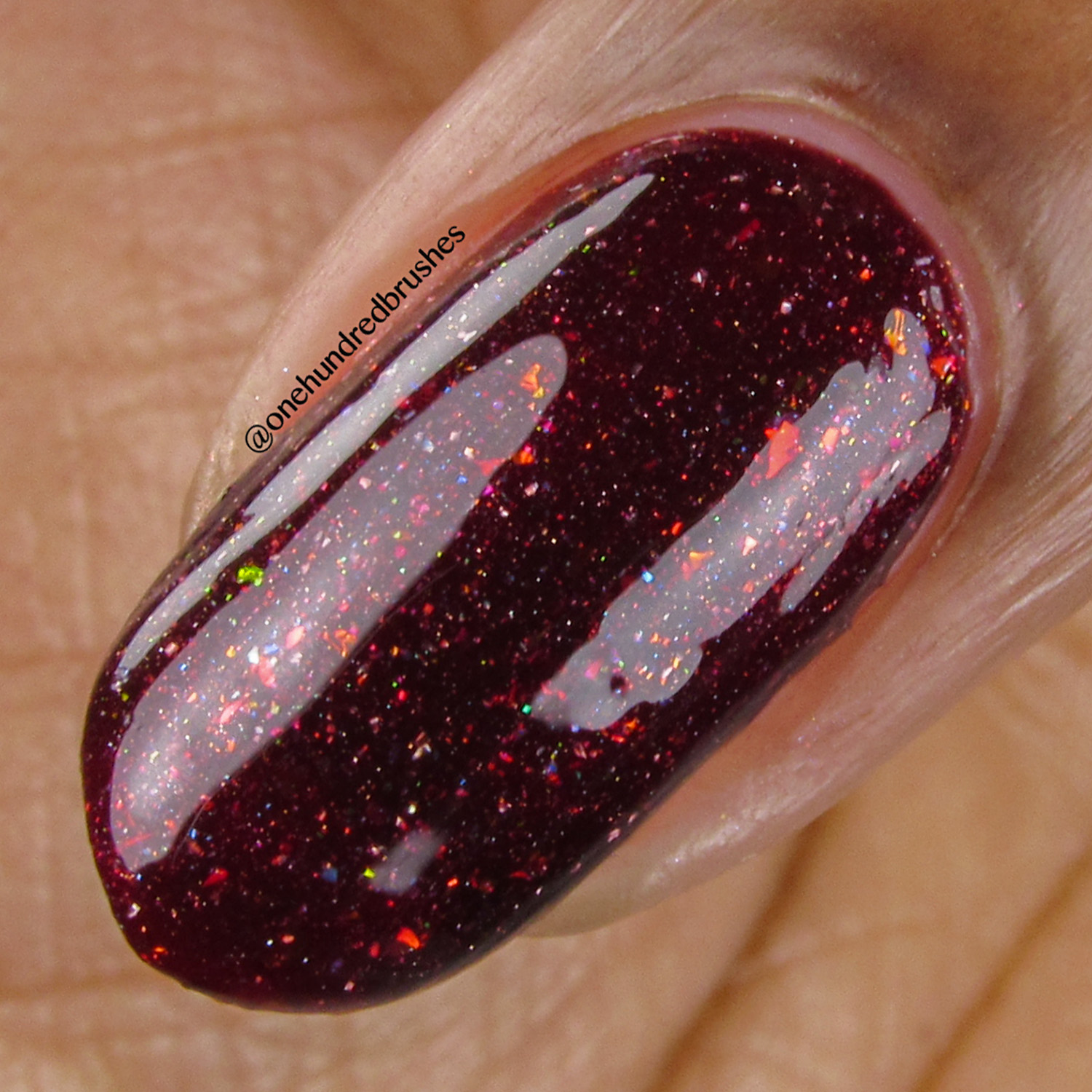 Punk Rock! Let's Go - macro - B Polished - Polish Pickup - May 2018 90's Pop Culture - The Craft