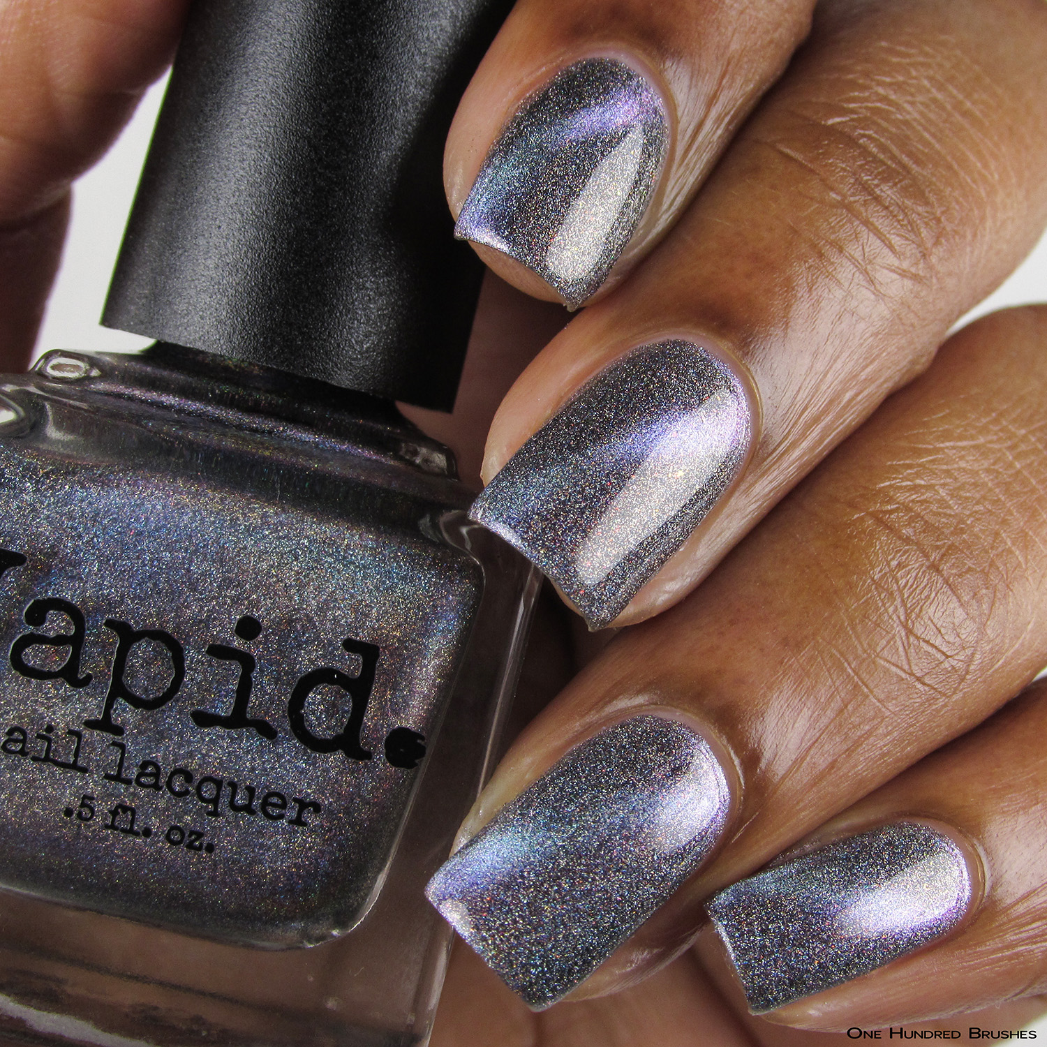 Cautiously Optimistic - Bottle Front - Vapid Lacquer - May Releases 2018