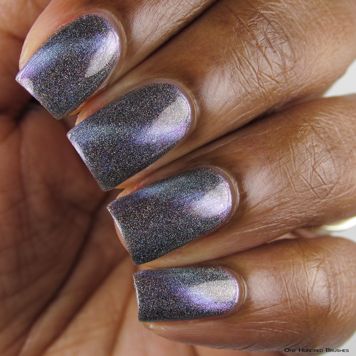 Cautiously Optimistic - Closeup - Vapid Lacquer - May Releases 2018
