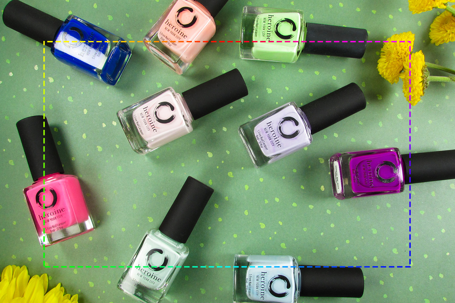 Heroine NYC The Dream Creme and The Neons