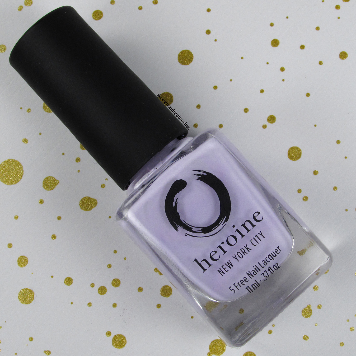 Lilac It - Heroine NYC - Dream Cremes - pastel - lilac
