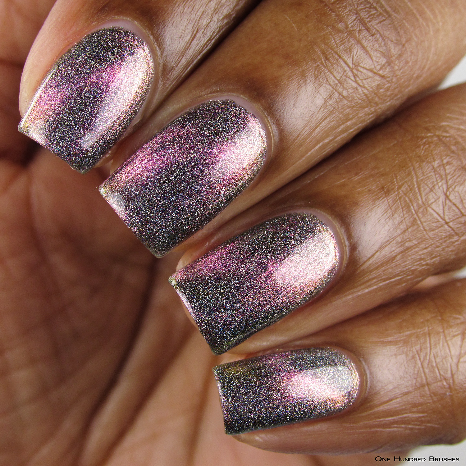 Magnetic Personality - Closeup - Vapid Lacquer - May Releases 2018