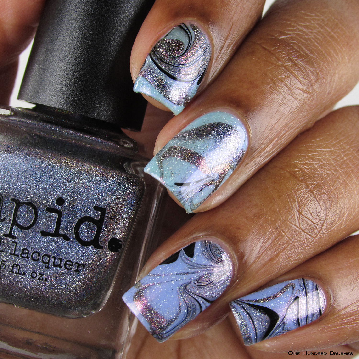 Magnetic Watermarble - Vapid Lacquer - May Releases 2018