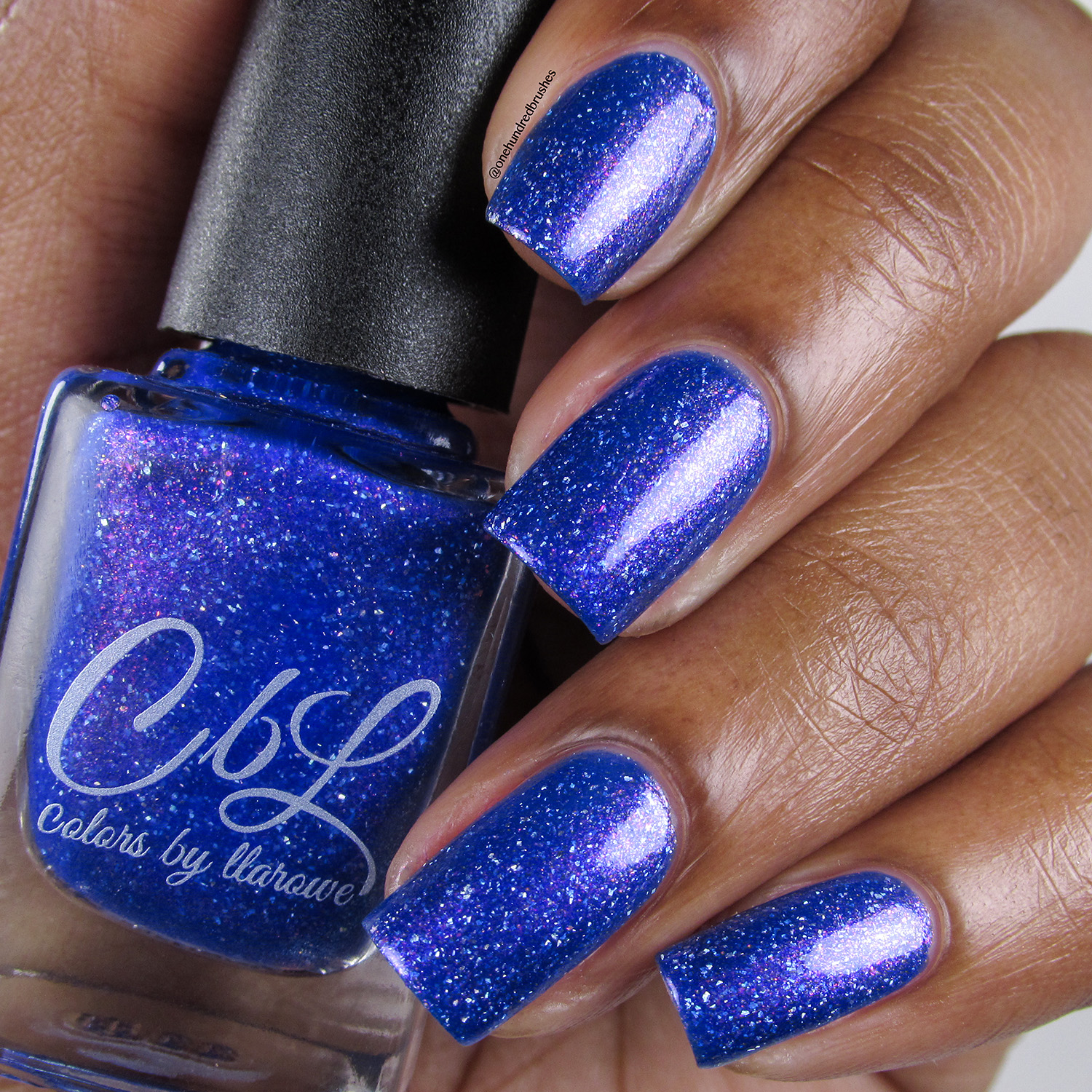 Pinch of Pixie Dust - bottle front - Colors by Llarowe - The Indie Shop Anaheim 2018