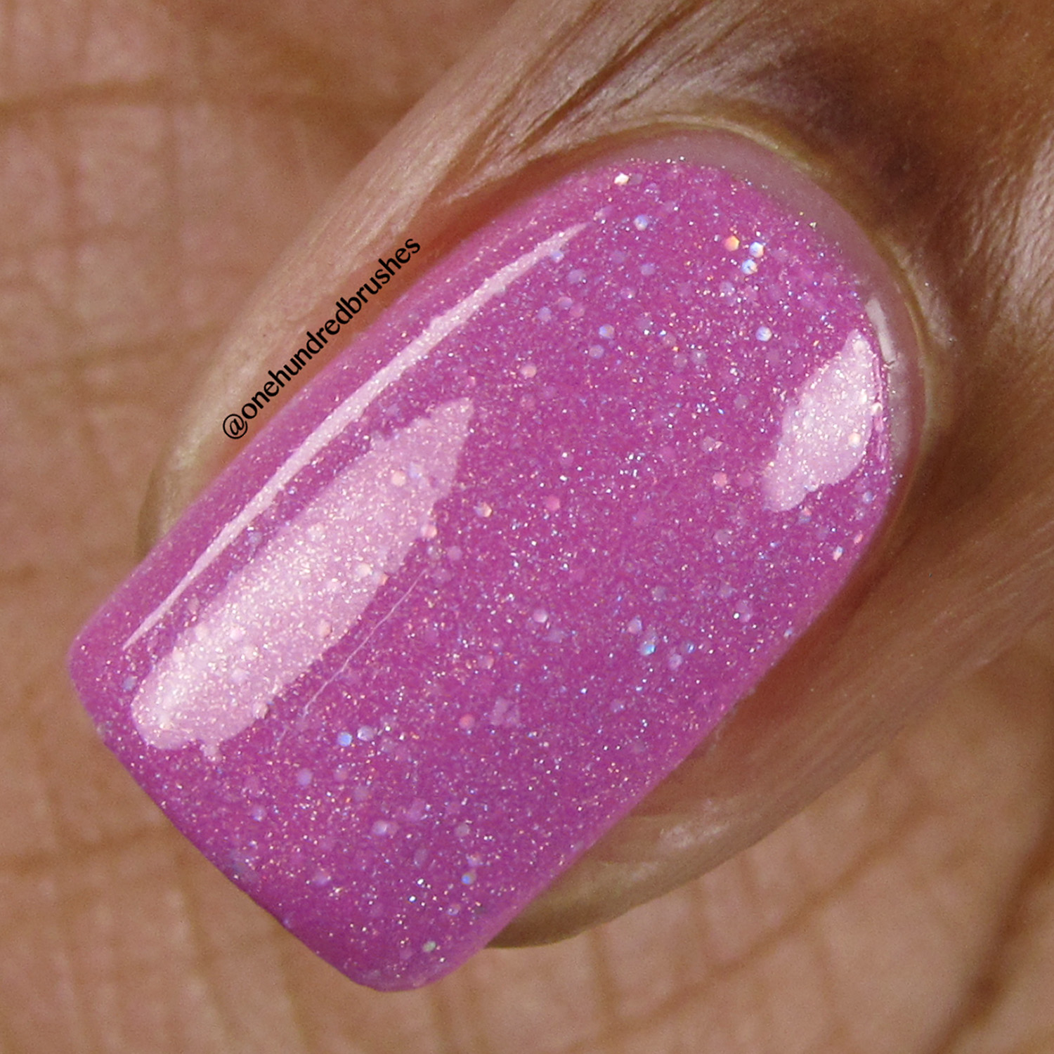Pretty, Pretty Prince Charming - Macro - Painted Polish - The Indie Shop Anaheim 2018