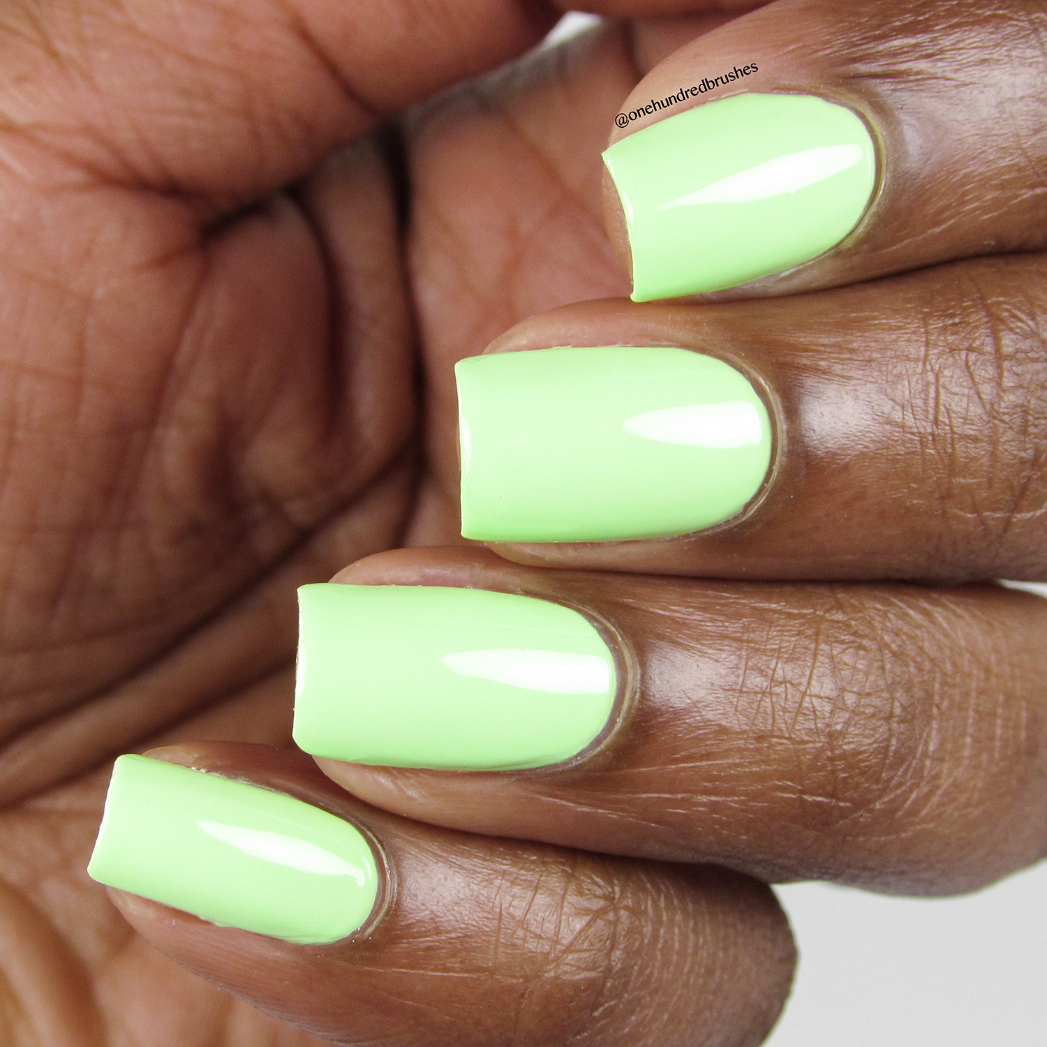Sublime - Heroine NYC - Angle - The Neons - lime green