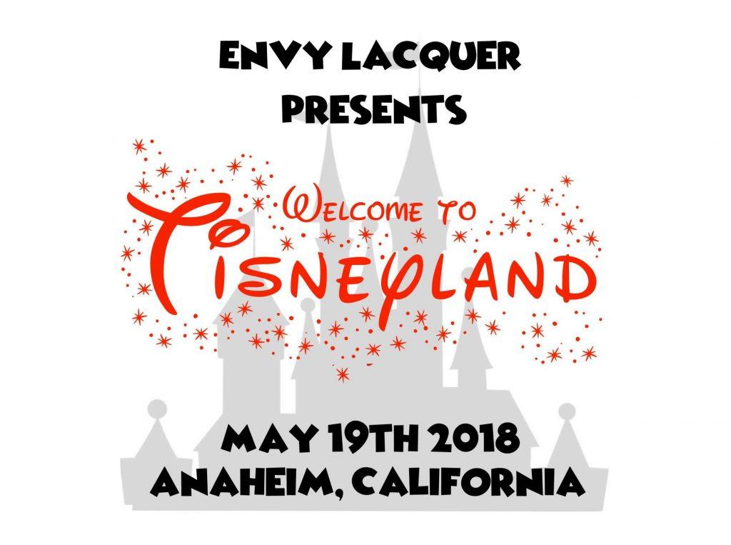 Tisneyland (wide) - The Indie Shop Anaheim - May 2018