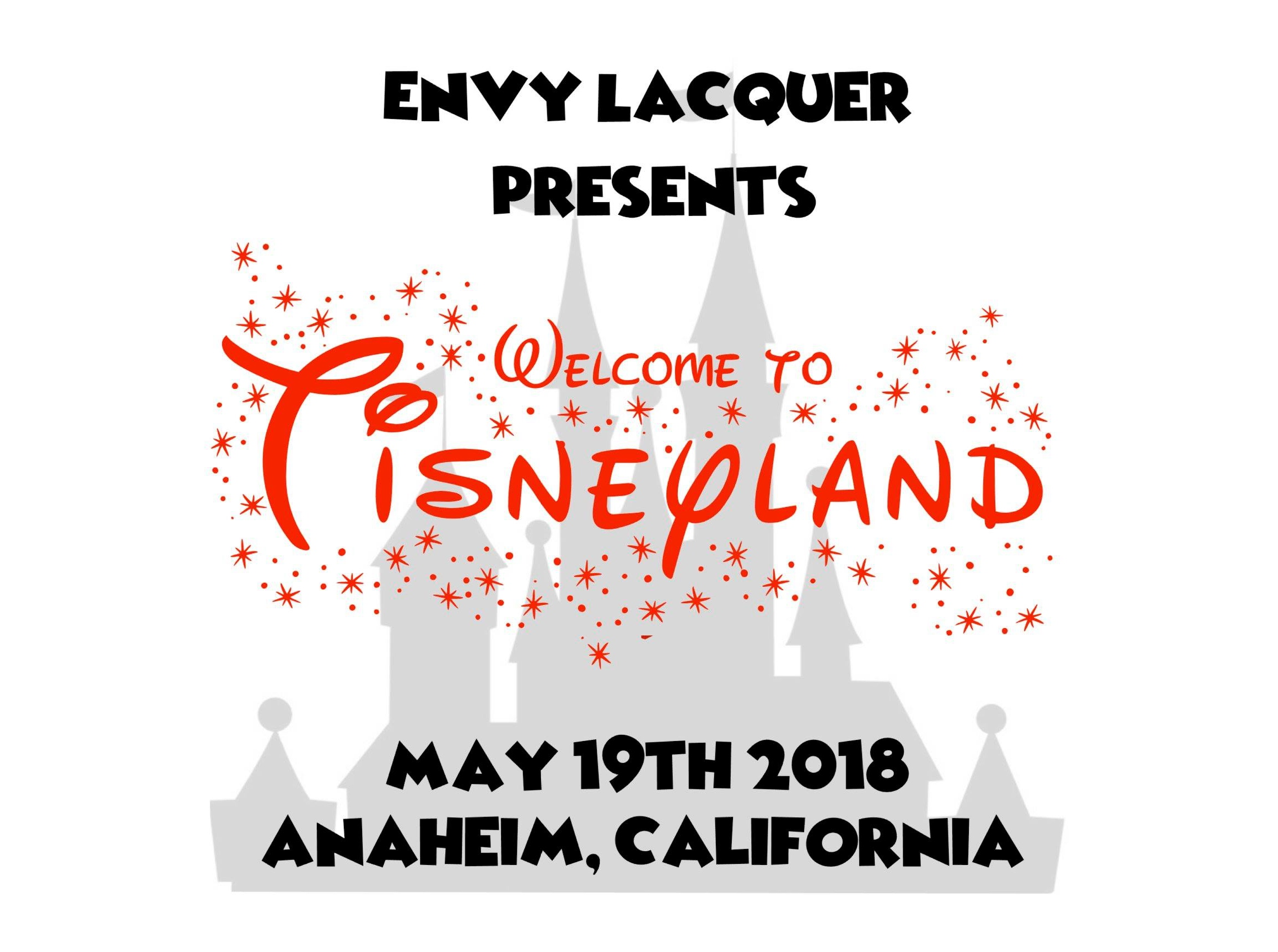 Tisneyland (wide) - The Indie Shop Anaheim - May 2018