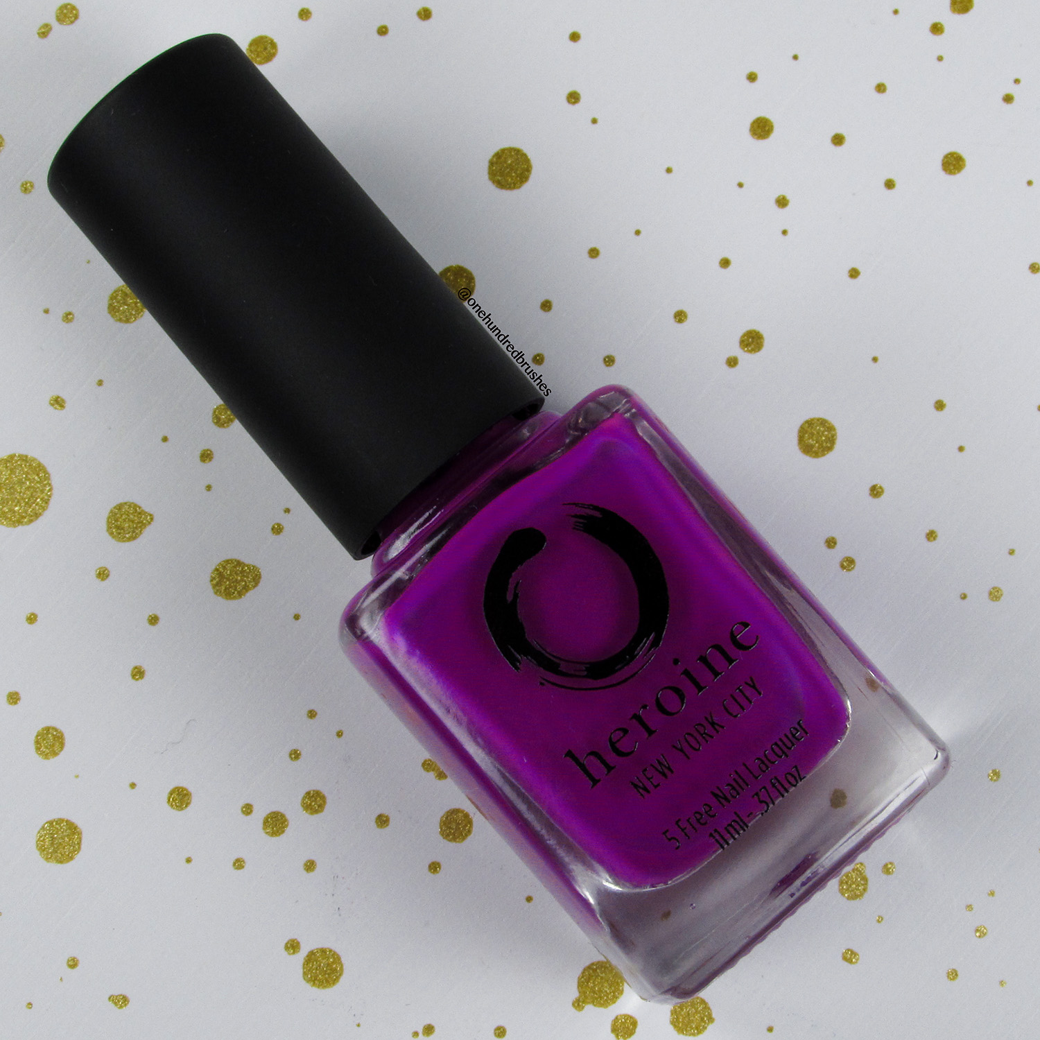 Touch-Me-Not - Heroine NYC - The Neons - orchid - purple