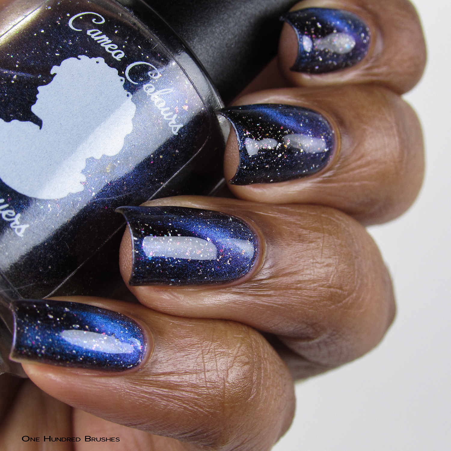 2,191 Days of Awesome - Bottle Side, magnetized - Cameo Colours Lacquers