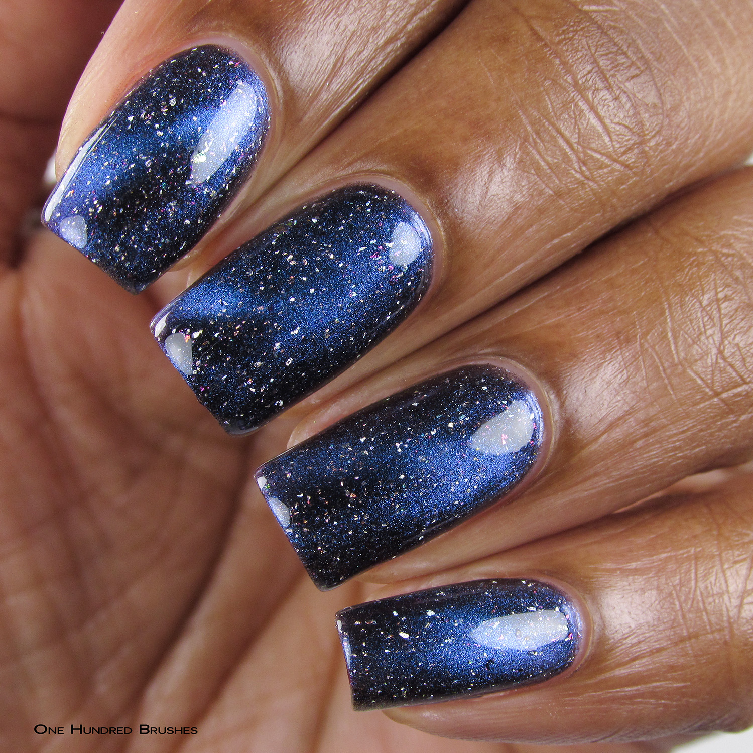 2,191 Days of Awesome - Closeup, Magnetized - Cameo Colours Lacquers