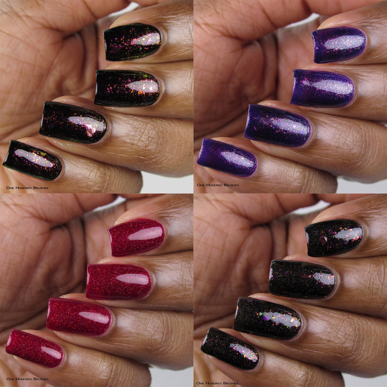 Angle collage - Coleção Rita Lee - DRK Nails