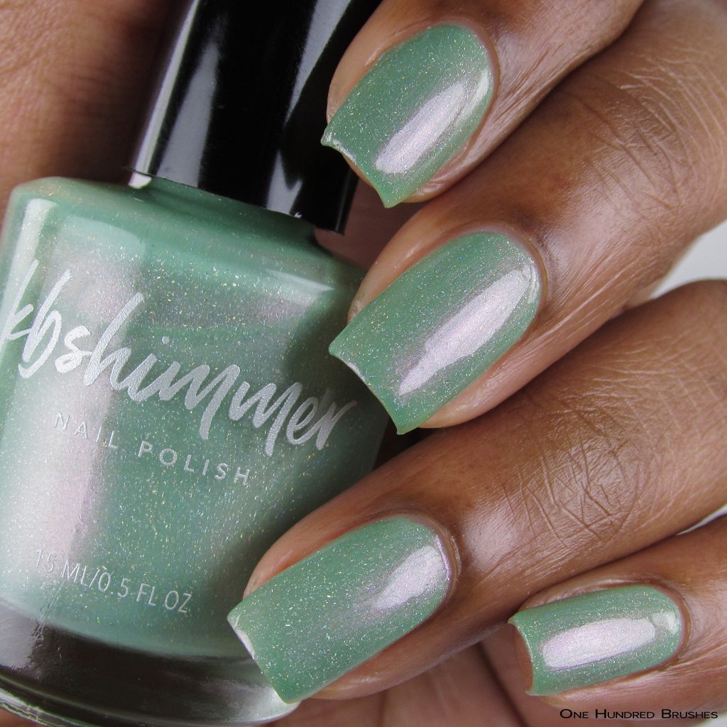 Cactus If You Can - Bottle Front - Wanderlust Collection 2018 - KBShimmer