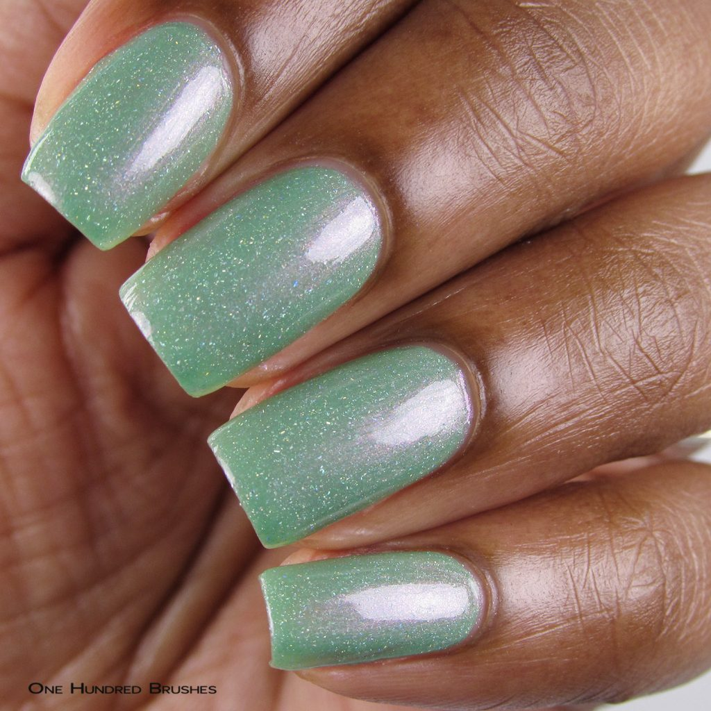 Cactus If You Can - Closeup - Wanderlust Collection 2018 - KBShimmer