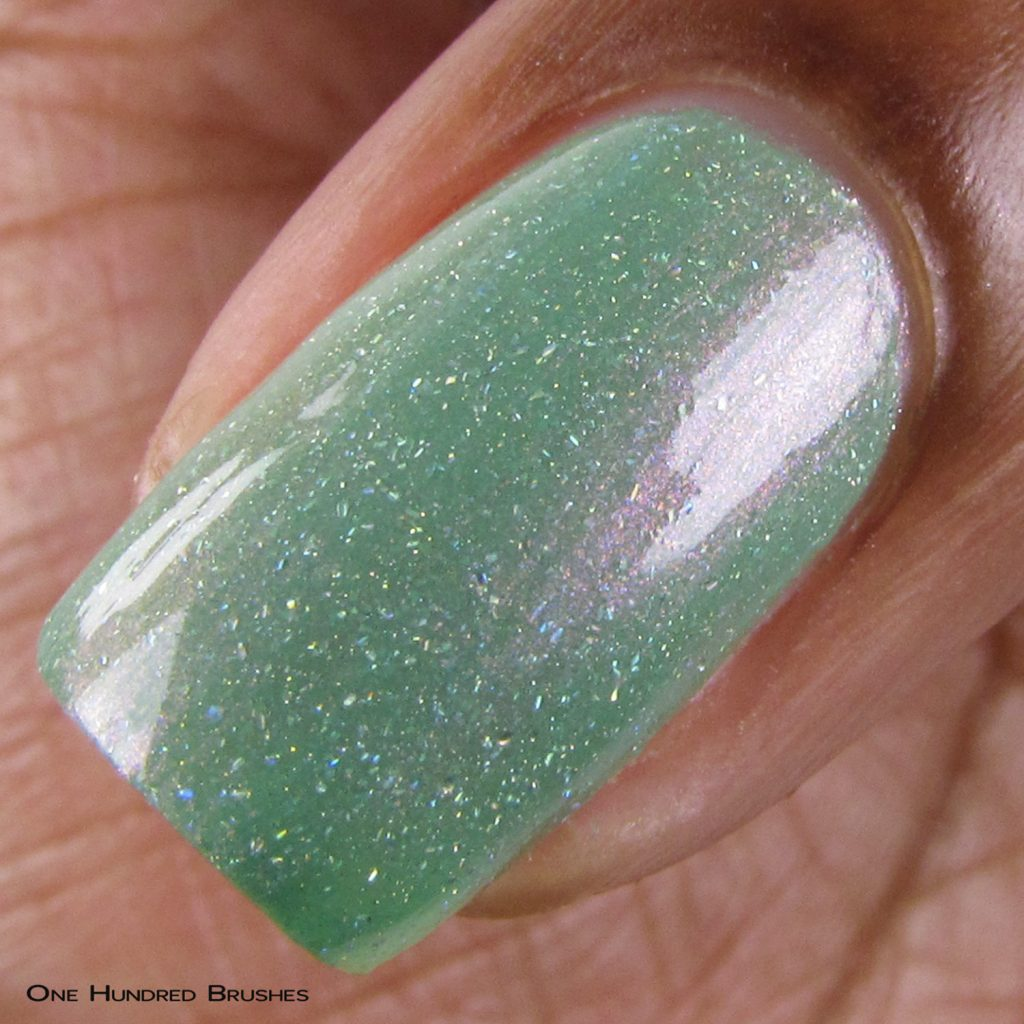 Cactus If You Can - Macro - Wanderlust Collection 2018 - KBShimmer