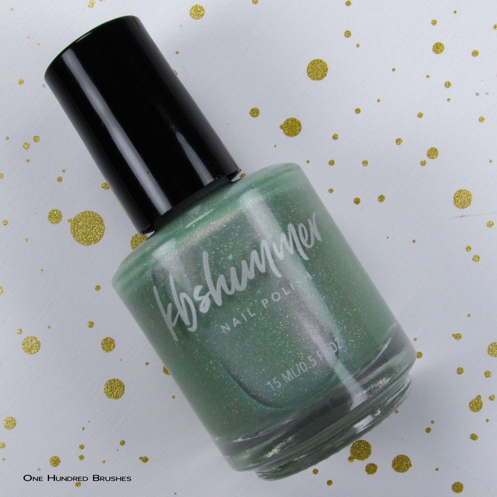 Cactus If You Can - Wanderlust Collection 2018 - KBShimmer copy