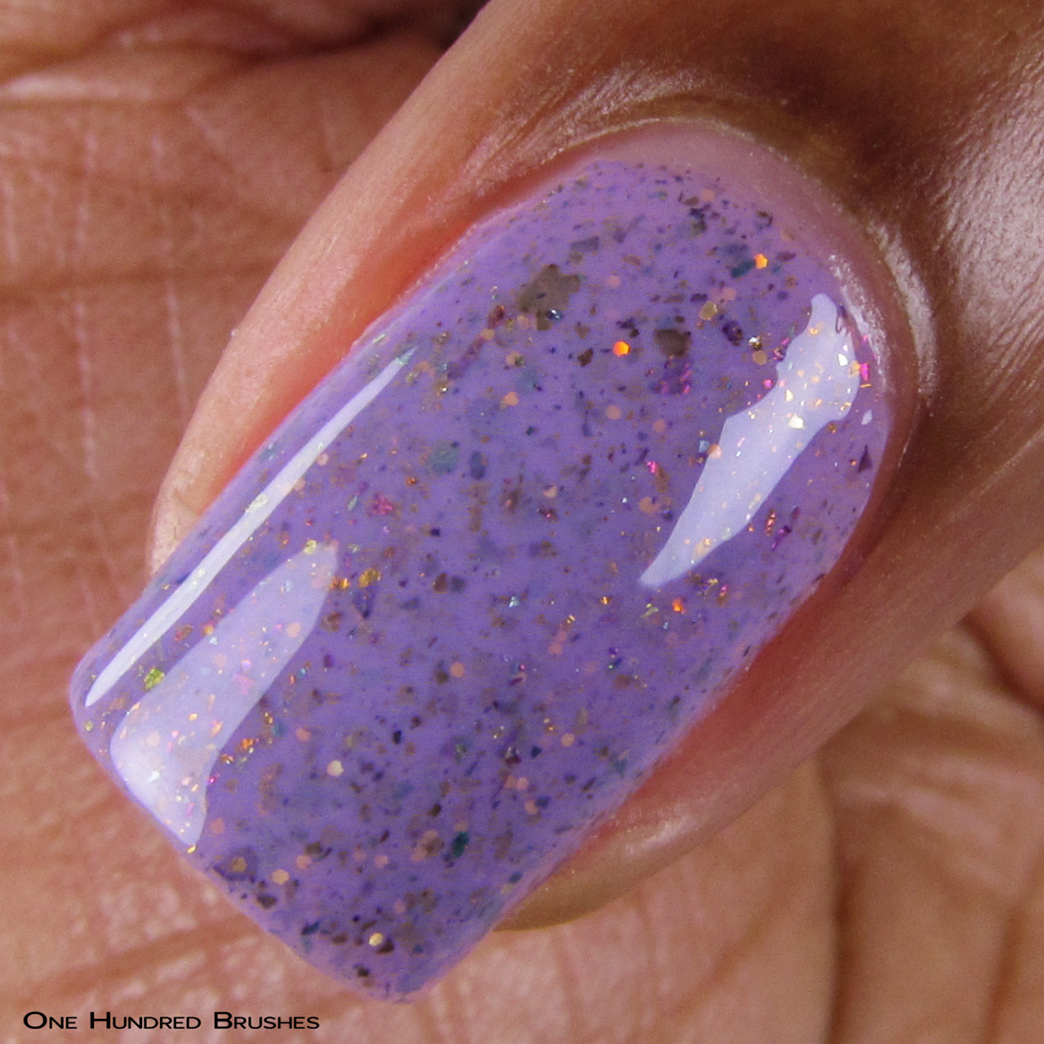 Dirty Thirty - Macro - Keep Calm & Thirty On - Painted Polish