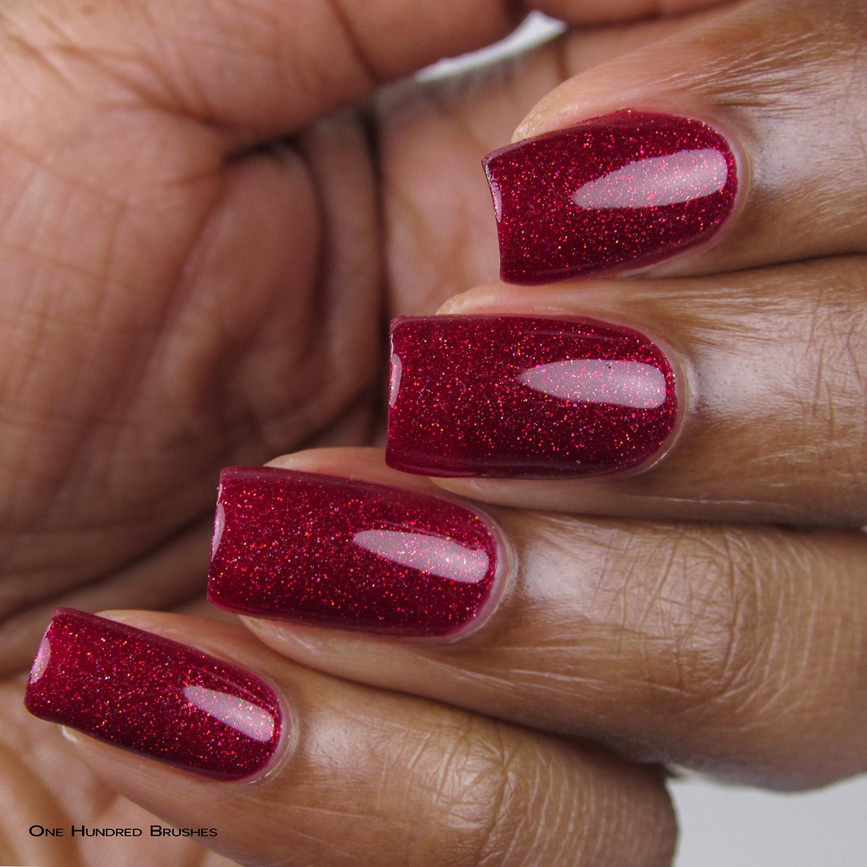 Doce Vampiro - Angle - Coleção Rita Lee - DRK Nails