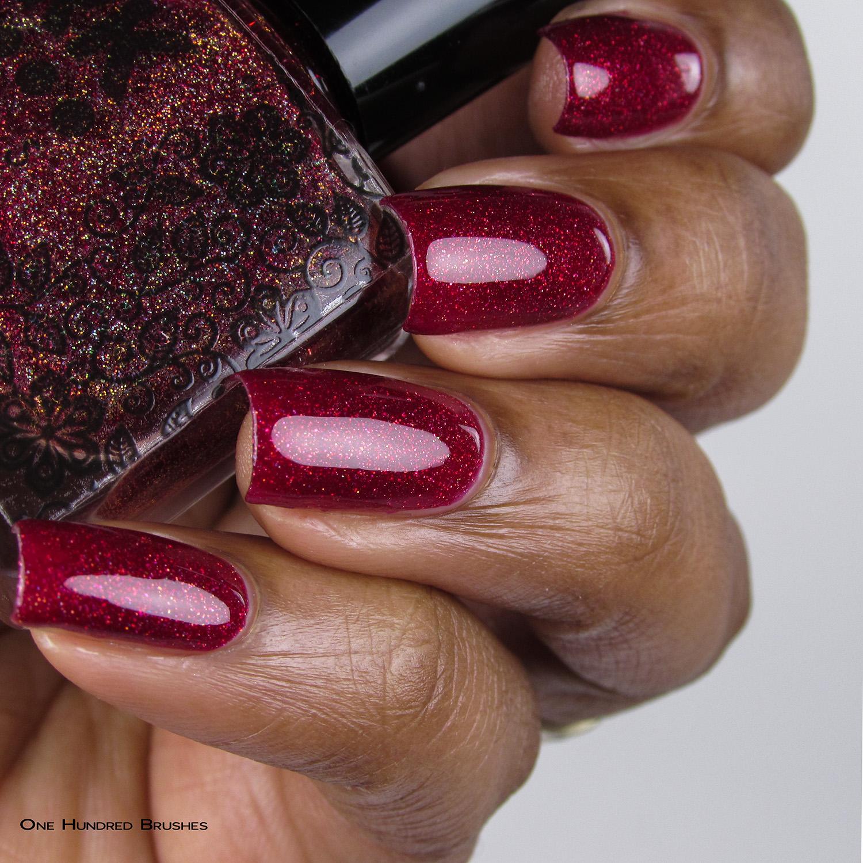 Doce Vampiro - Bottle Side - Coleção Rita Lee - DRK Nails