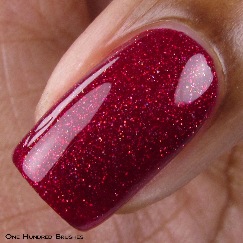 Doce Vampiro - Macro - Coleção Rita Lee - DRK Nails