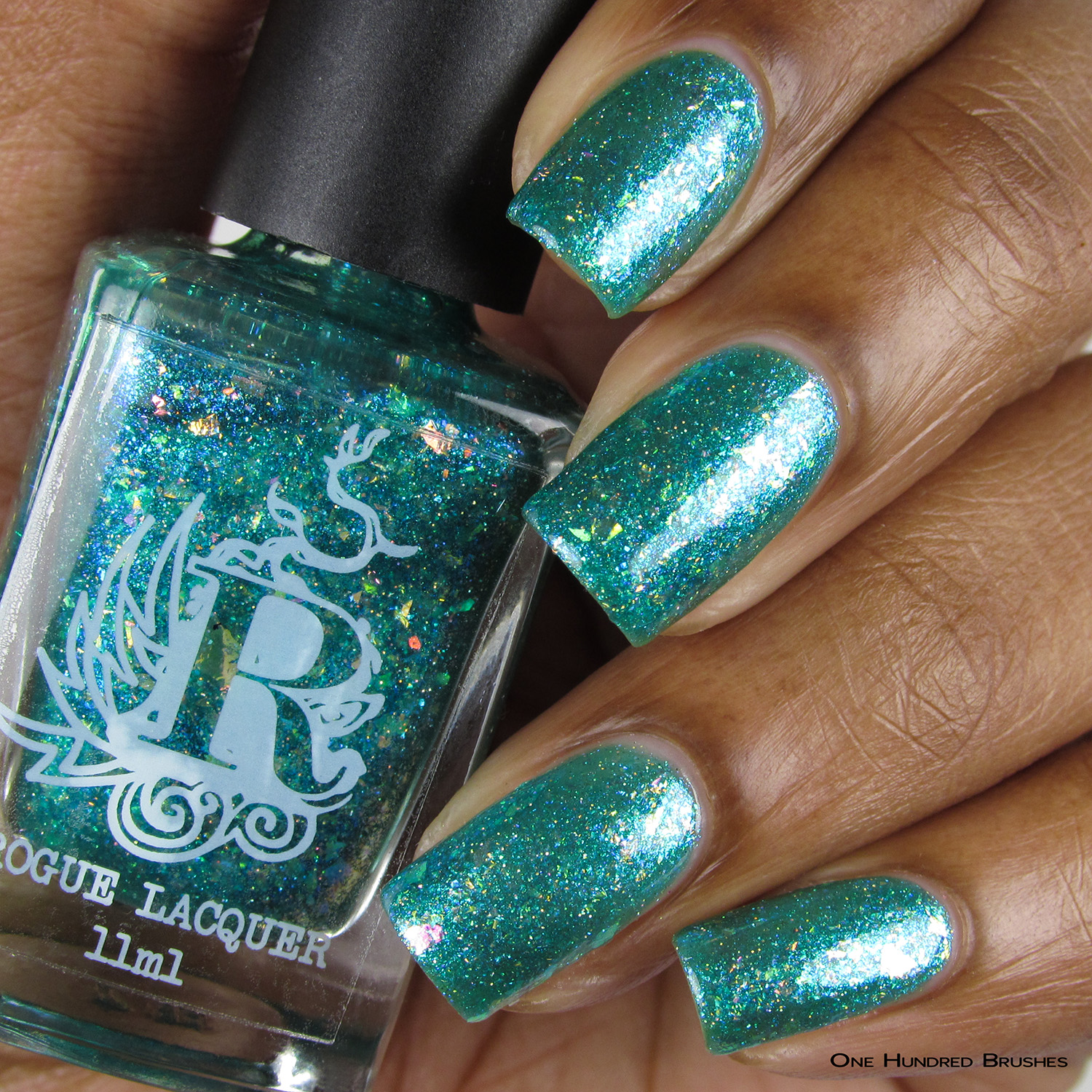 I Washed Up Like This - Bottle Front - Rogue Lacquer - Sirens of Summer June 2017
