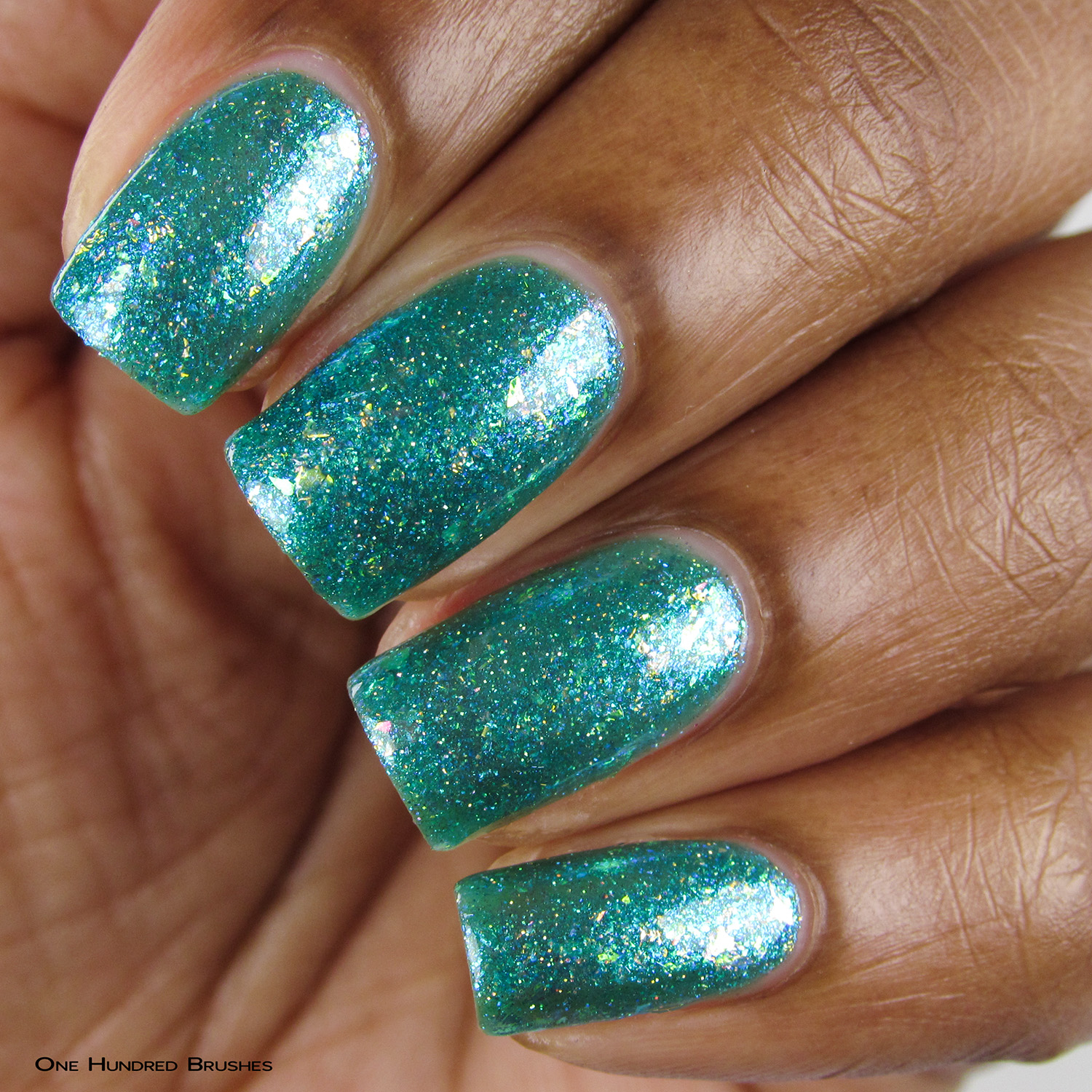 I Washed Up Like This - Closeup - Rogue Lacquer - Sirens of Summer June 2017