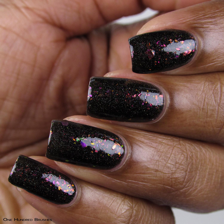 Ovelha Negra - Angle - Coleção Rita Lee - DRK Nails