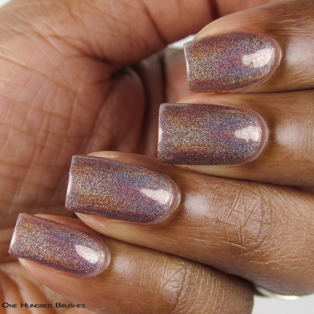 Rise and Grind - Angle - Wanderlust Collection 2018 - KBShimmer
