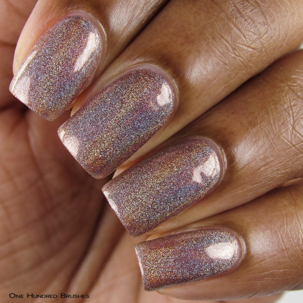 Rise and Grind - Closeup - Wanderlust Collection 2018 - KBShimmer