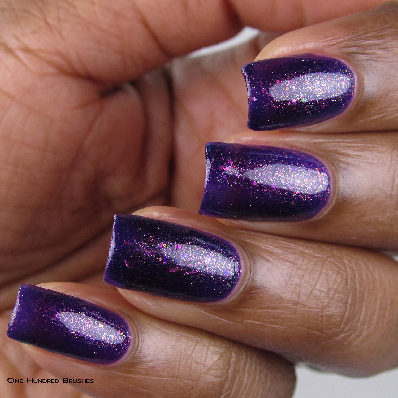 Um Caso Sério - Angle - Coleção Rita Lee - DRK Nails