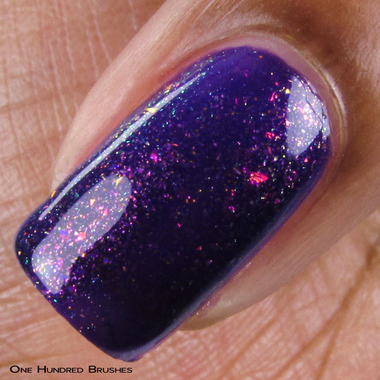 Um Caso Sério - Macro - Coleção Rita Lee - DRK Nails