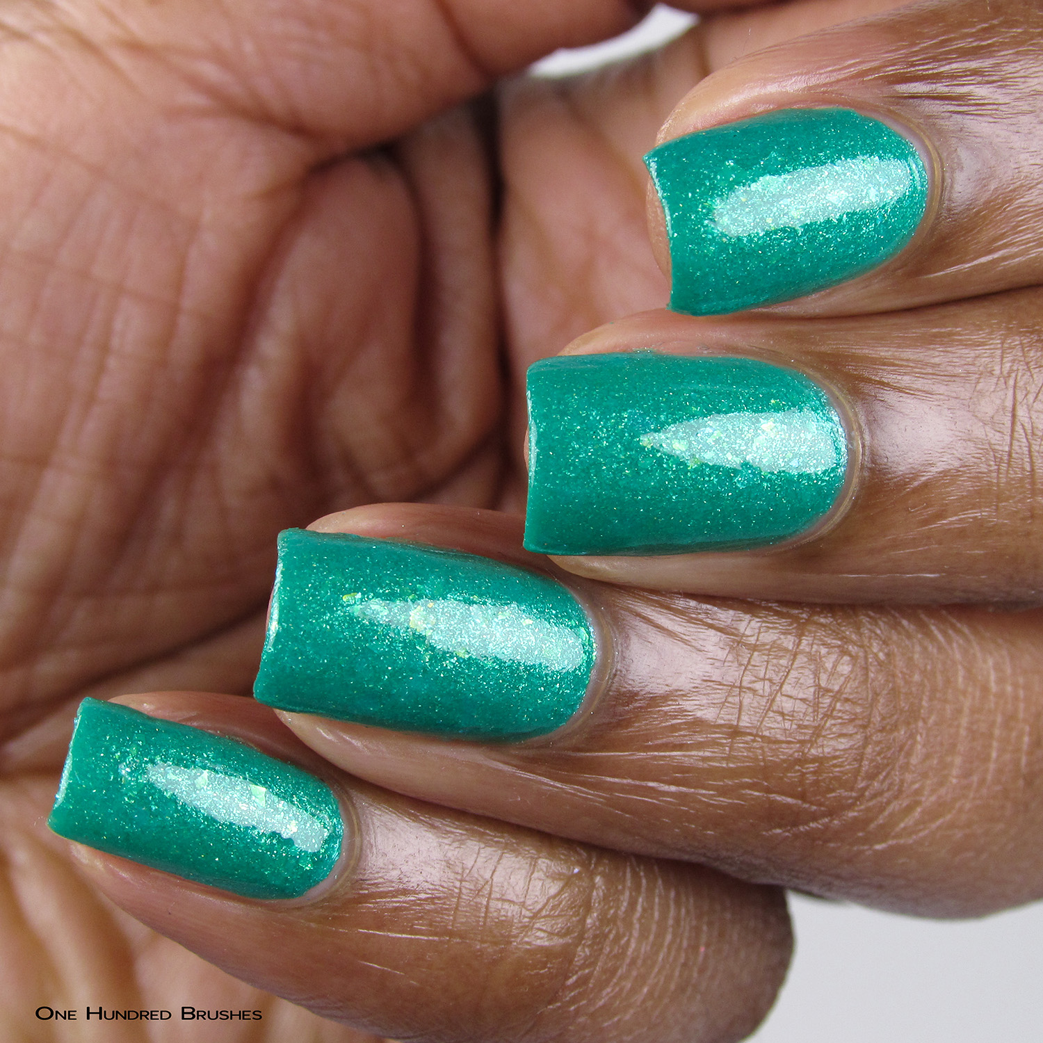 Cancer - Angle - Lilypad Lacquer - July HHC