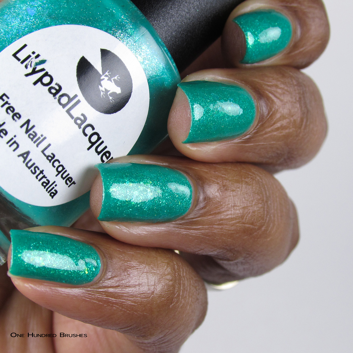 Cancer - Bottle Side - Lilypad Lacquer - July HHC