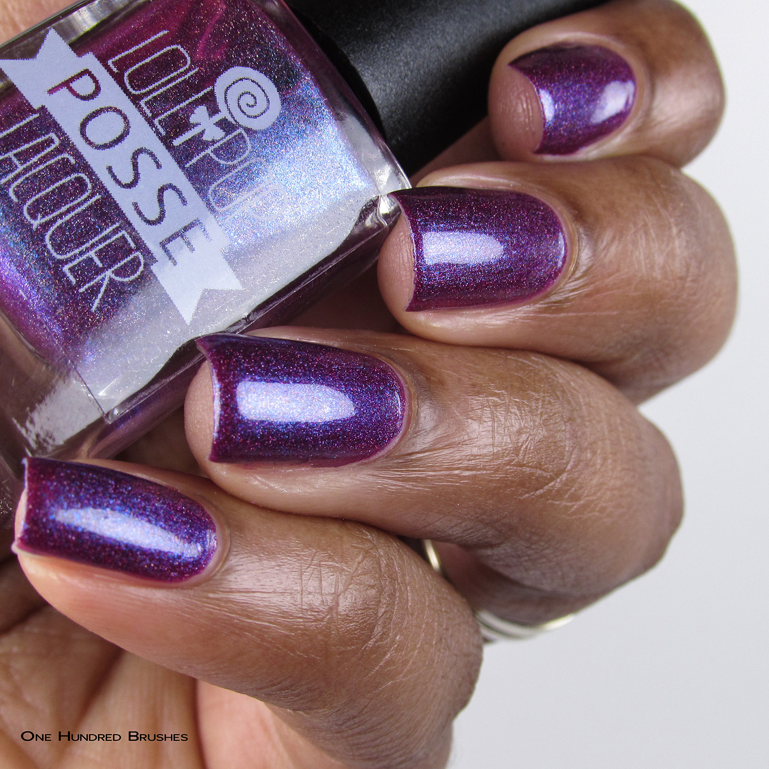 Chop, Chop - Bottle Side - Lollipop Posse Lacquer - July HHC