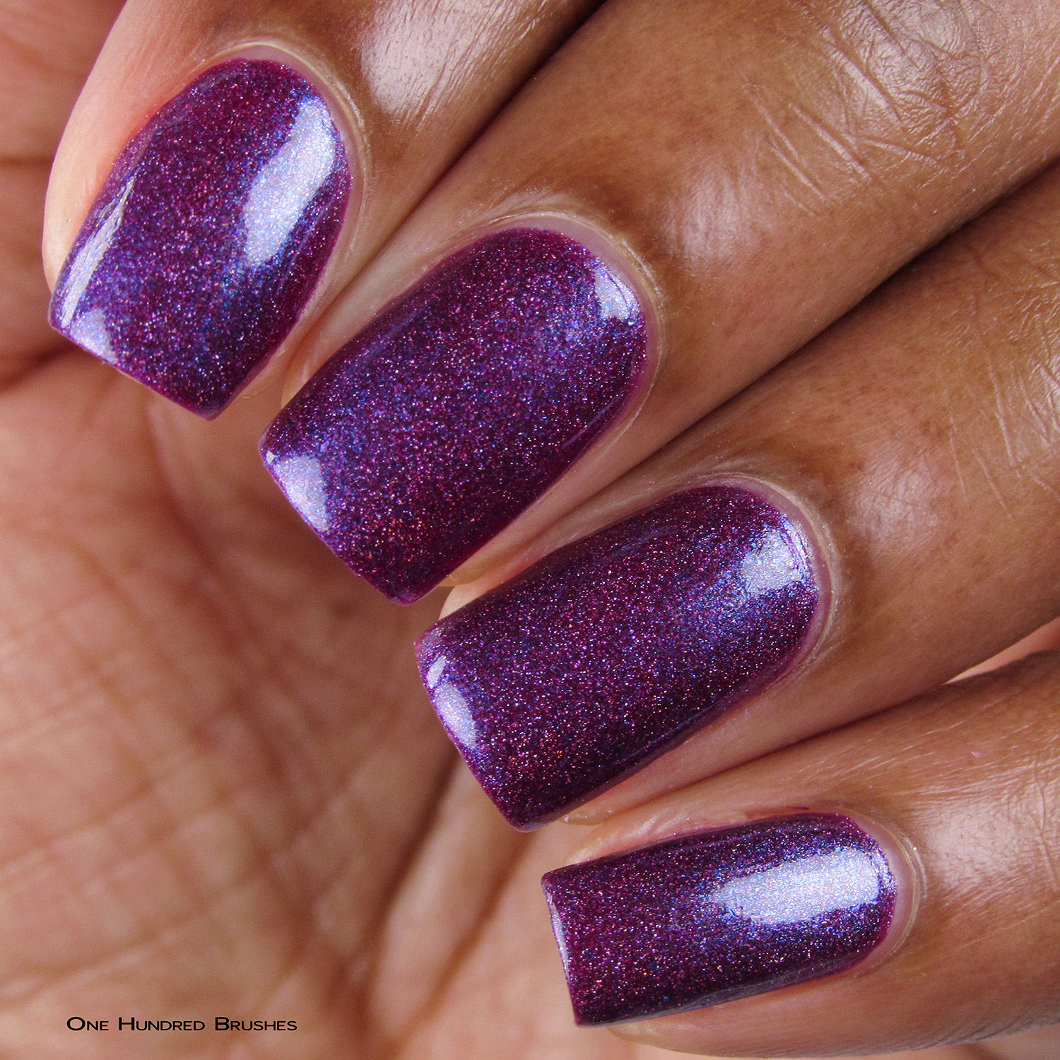 Chop, Chop - Closeup - Lollipop Posse Lacquer - July HHC