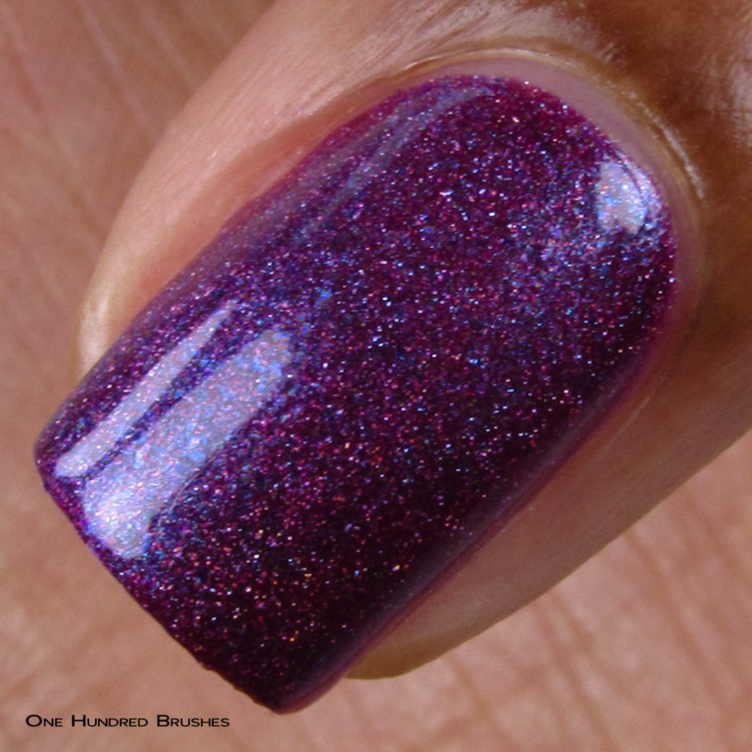 Chop, Chop - Macro - Lollipop Posse Lacquer - July HHC
