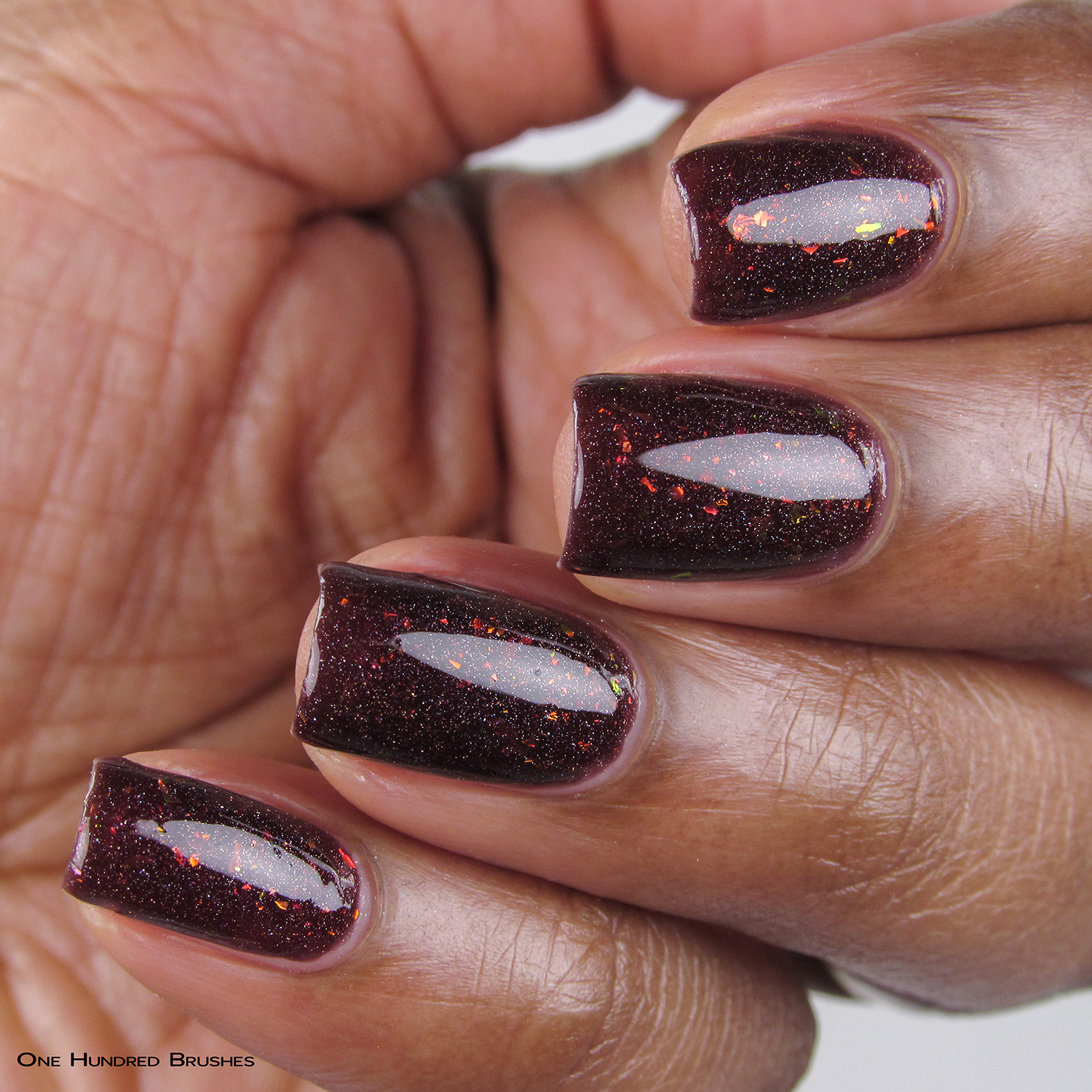 Doughnuts. Go Nuts - Angle - Quixotic Polish - July HHC