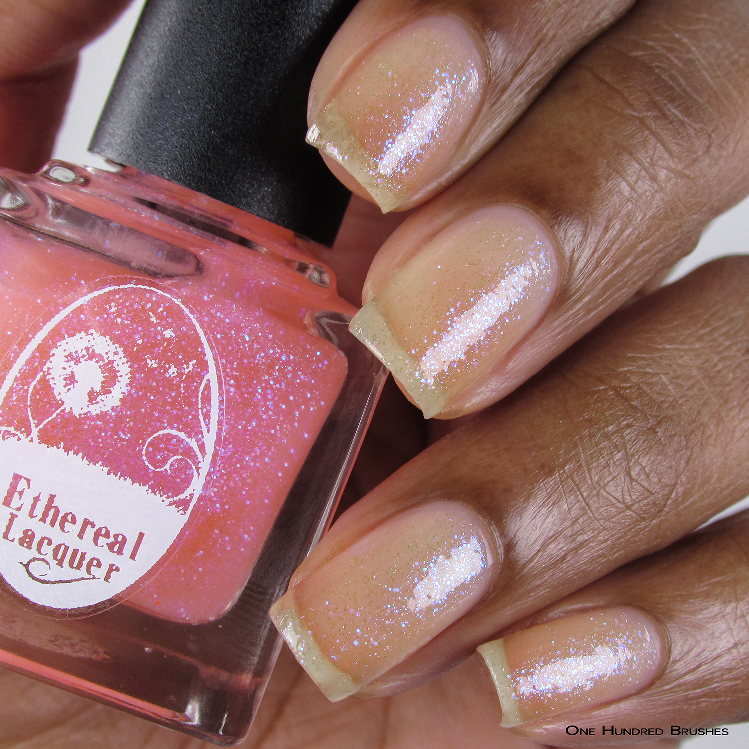 Eat Me, Drink Me - Bottle Front - Ethereal Lacquer - July HHC