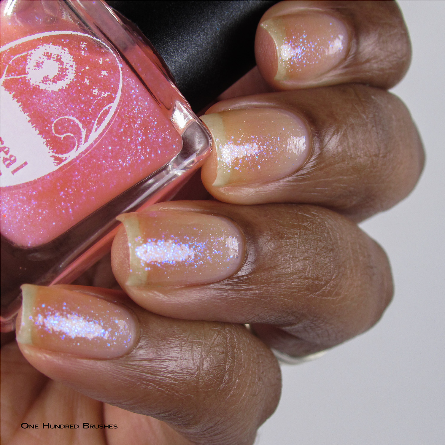 Eat Me, Drink Me - Bottle Side - Ethereal Lacquer - July HHC