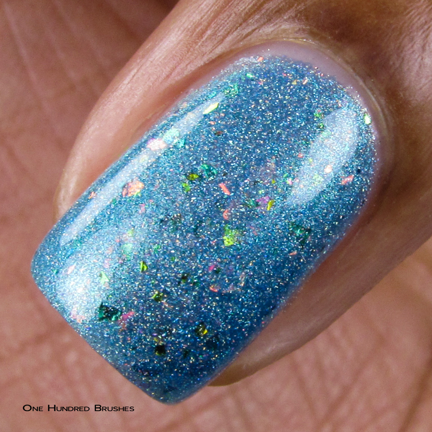 Everything's Shiny Cap'n! - Macro - Supernatural Lacquer - July HHC
