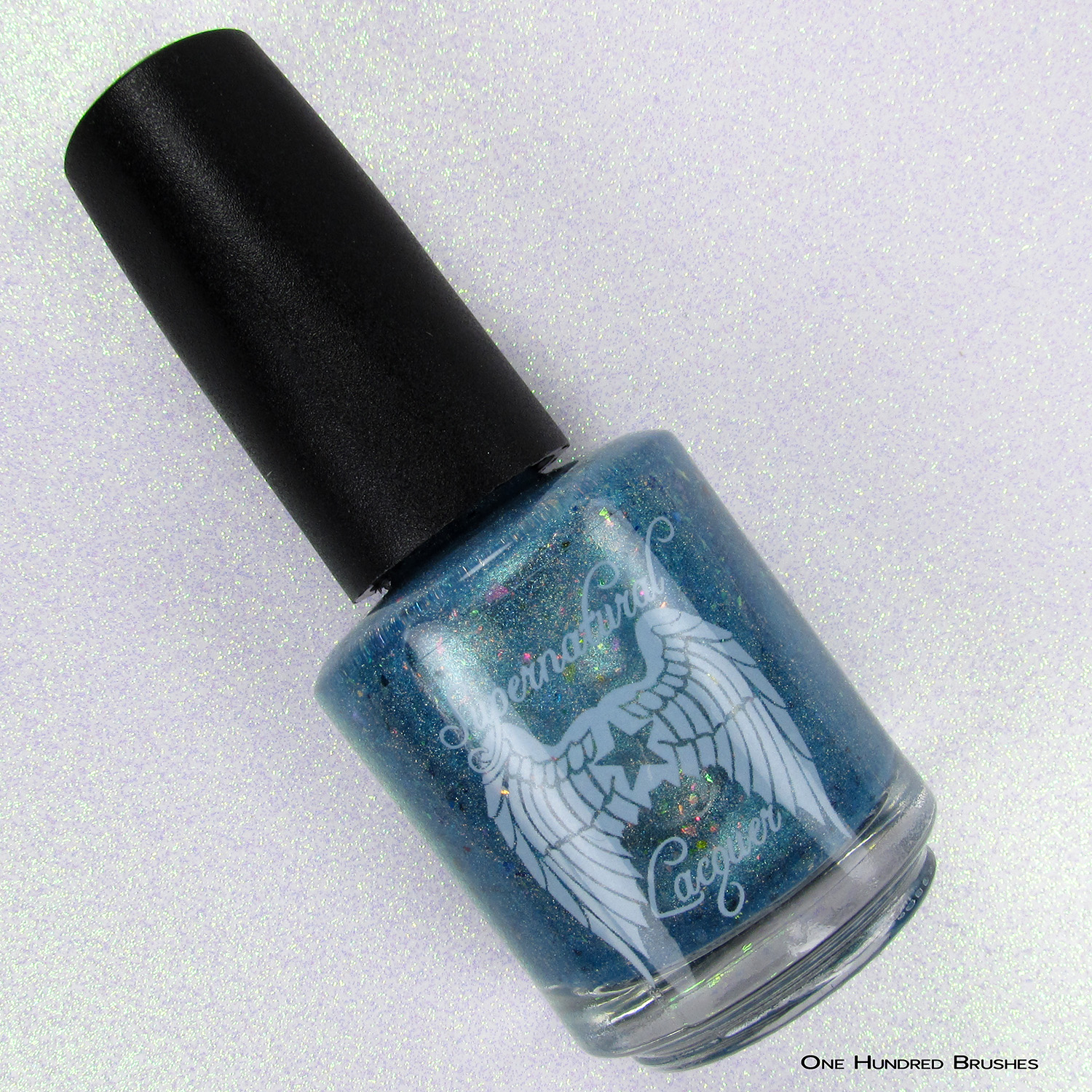 Everything's Shiny Cap'n! - Supernatural Lacquer - July HHC