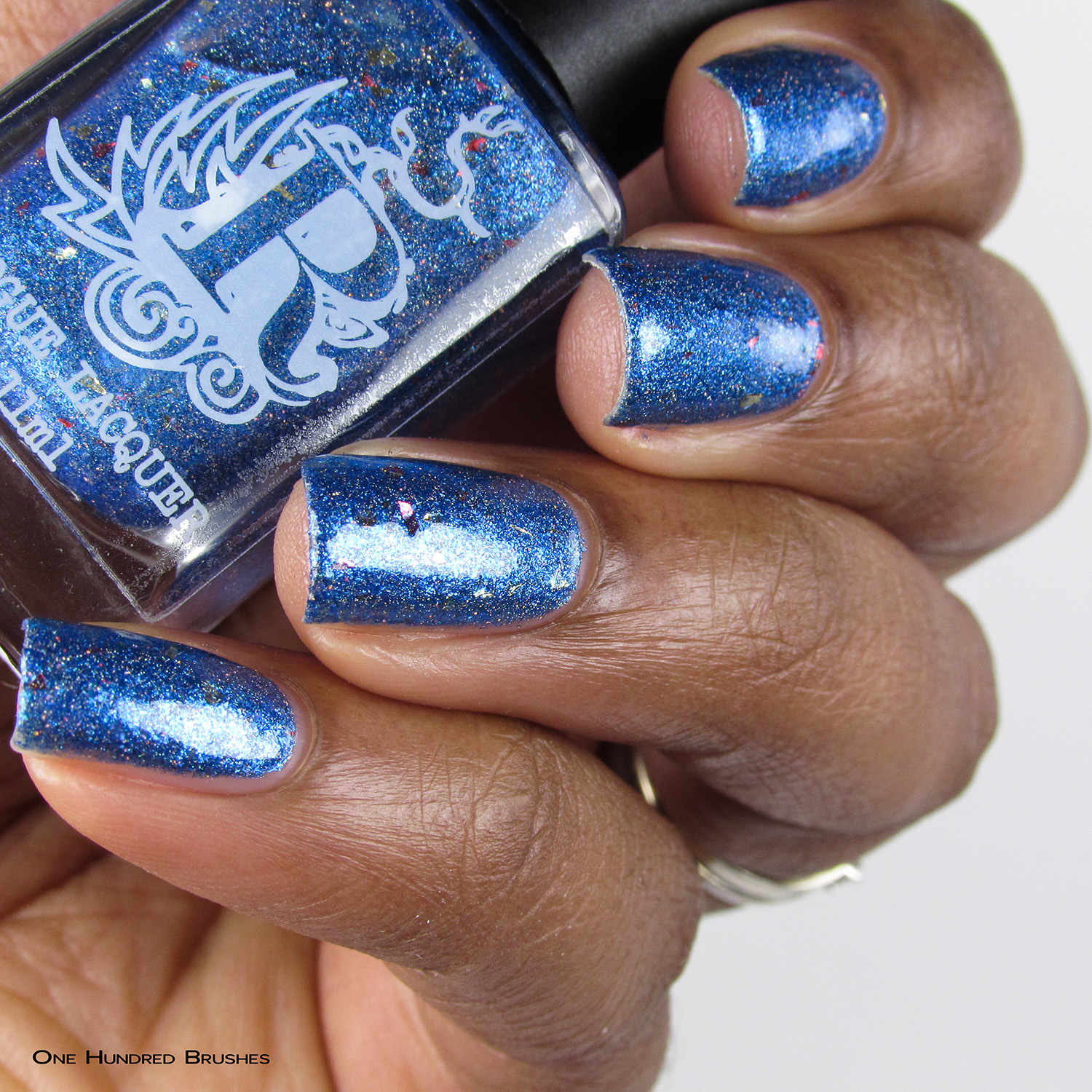 Man of Steel - Bottle Side - Rogue Lacquer - July HHC