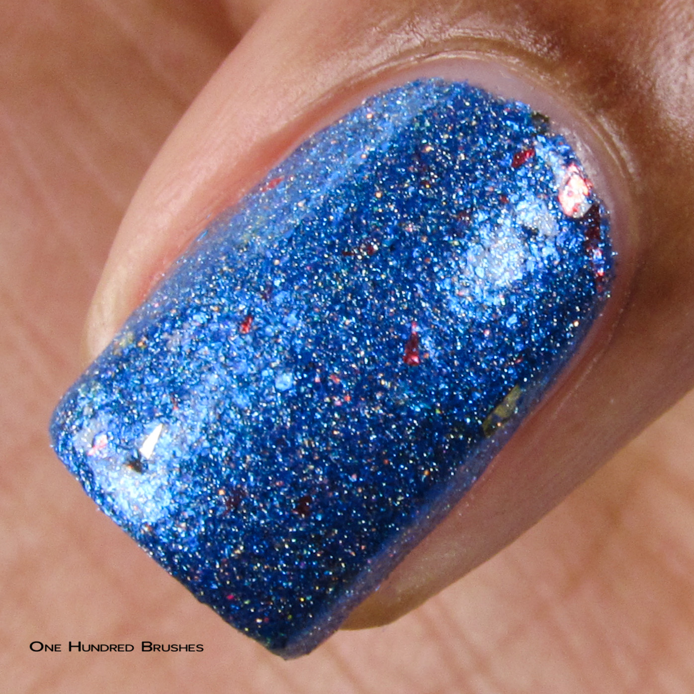 Man of Steel - Macro - Rogue Lacquer - July HHC
