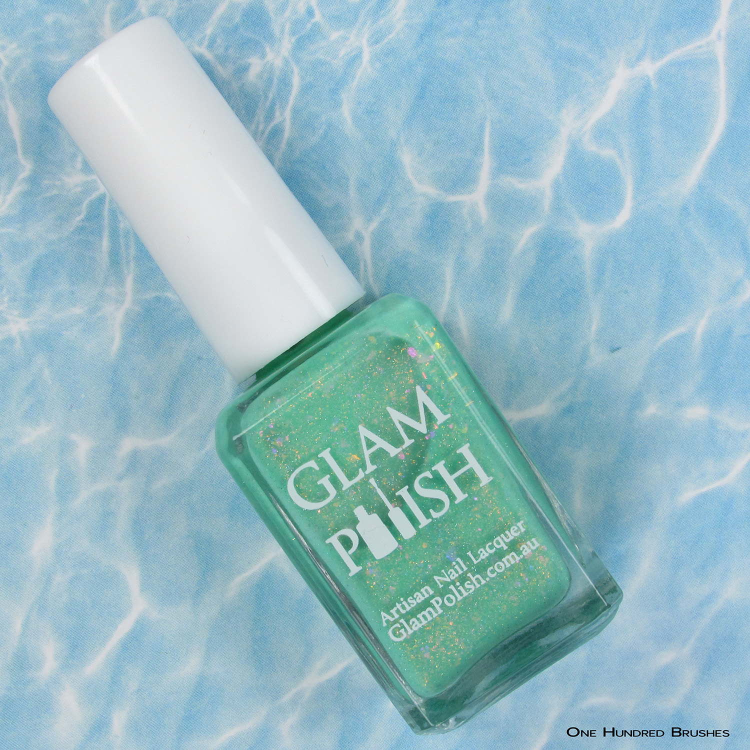 Nauti-Cool - Mermaid Tails Collection - Glam Polish