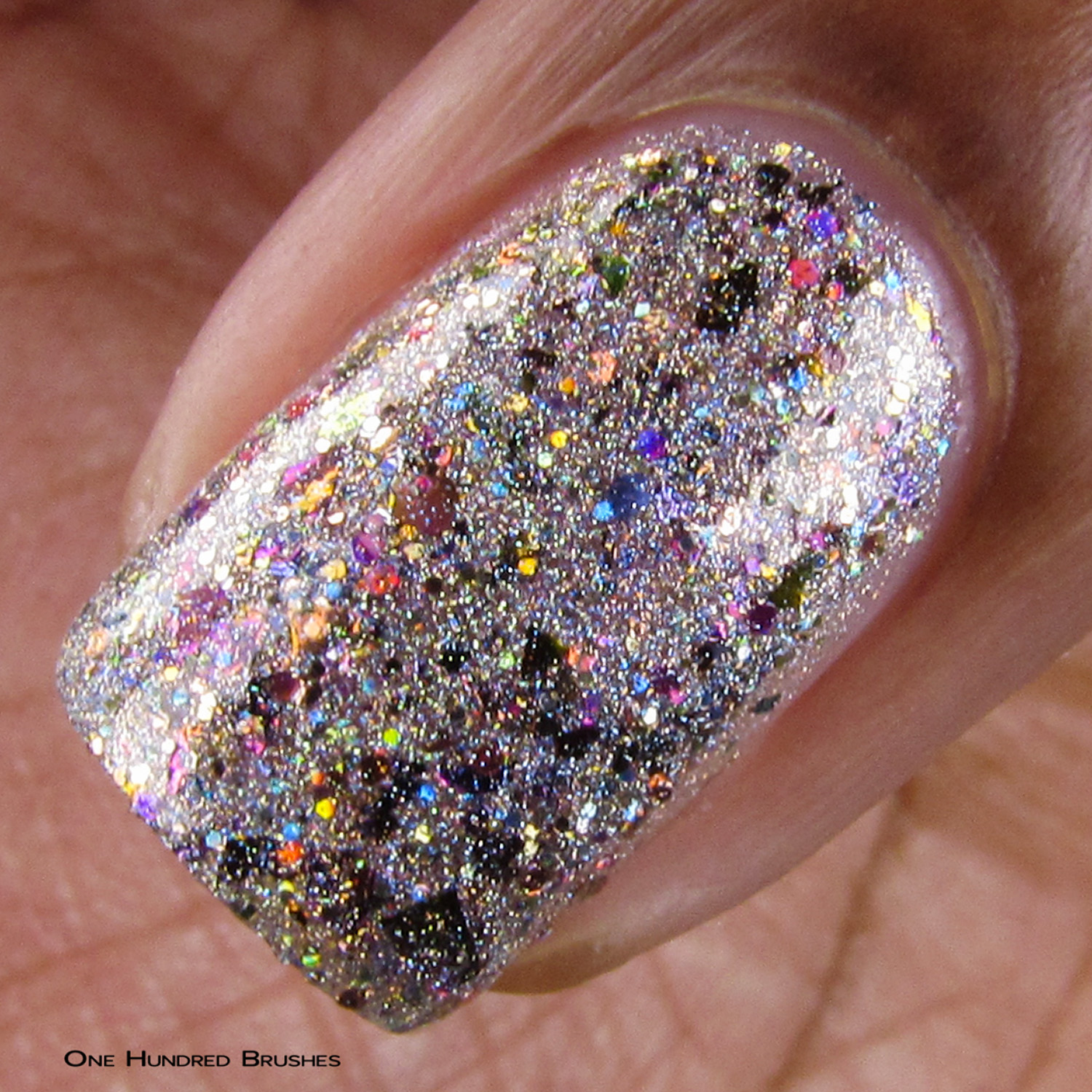 Oh For Shore! - Macro - Mermaid Tails Collection - Glam Polish